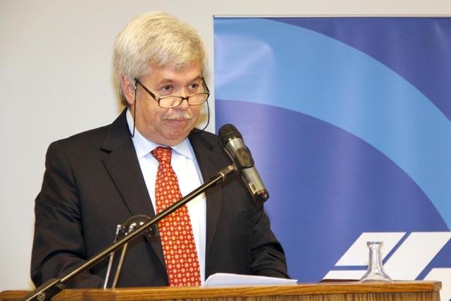 Presidente de la SOCHID, José Vargas
