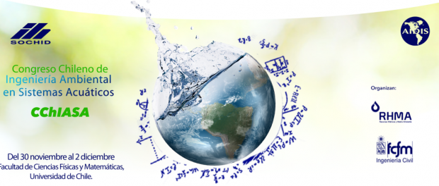 I Congreso Chileno de Ingeniería Ambiental en Sistemas Acuáticos (CChIASA)