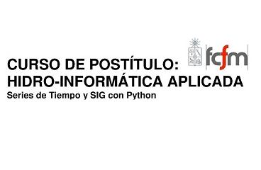 Hidro-informática Aplicada: Series de Tiempo y SIG con Python